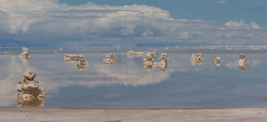 Salar de Uyuni, llegando con Vuelos de La Paz a Uyuni