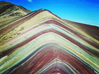 Montaña de Colores