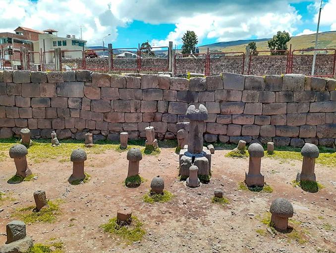 Chucuito, templo de la fertilidad de Inca Uyo.