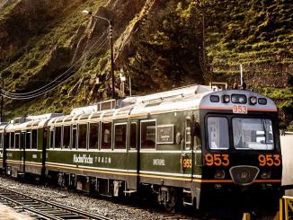 Tren Cusco Machu Picchu