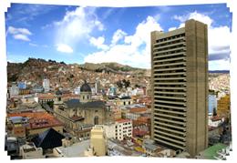 La ciudad de La Paz
